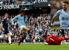 Manchester city–Fulham: Mahrez remplaçant