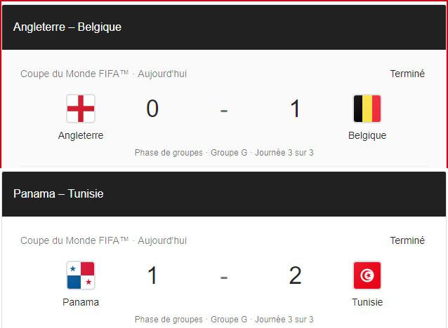 Photo of Les Belges et les Anglais assurent: La Tunisie s'offre un plaisir