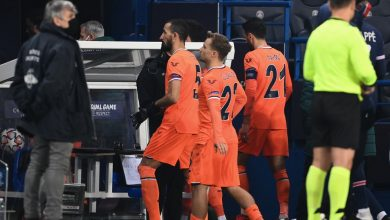 Photo of LDC: PSG-Istanbul Basksehir, match arrêté pour cause de racisme