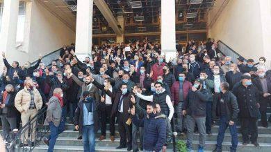 Photo of Son affaire est renvoyée au 5 janvier : Forte mobilisation du FFS pour le P/APW de Bejaia